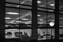 Night carpark